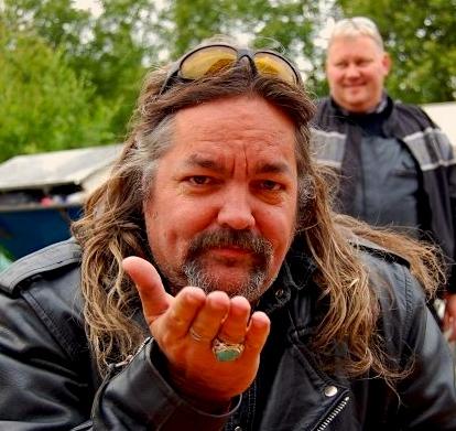 Pat Savage on tour